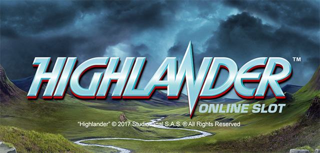 Play Highlander at UK Casino Club Now