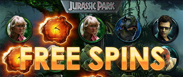 Play Jurassic Park at Zodiac Casino Now