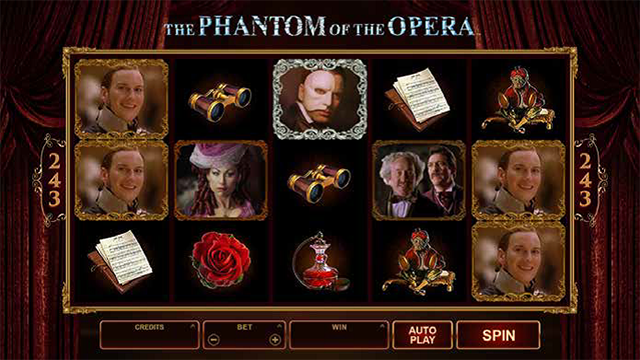 Play The Phantom of the Opera Now