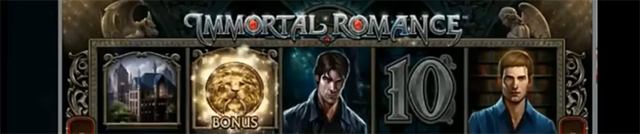 Play Immortal Romance Now