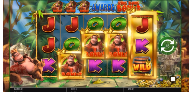 Play King Kong Cash at Betfair Casino